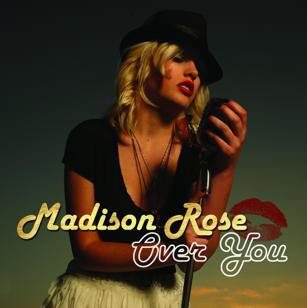 "Madison Rose and her new single ""Over You"""