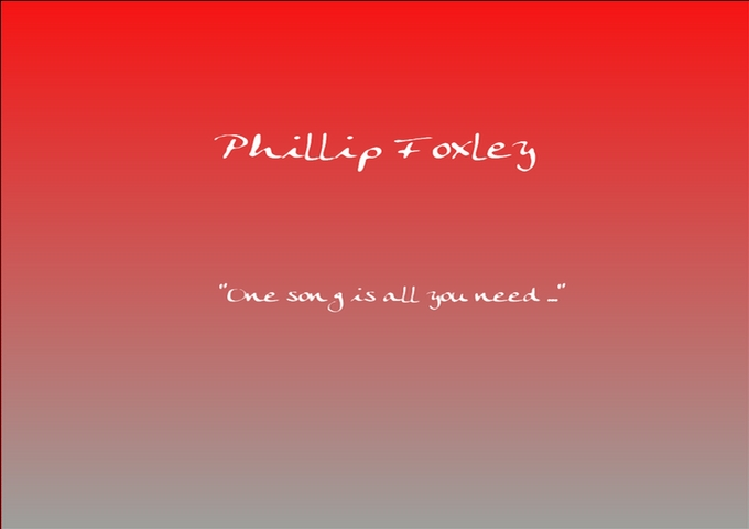 Turn Up The Volume And Zone Out With Guitarist Phillip Foxley!