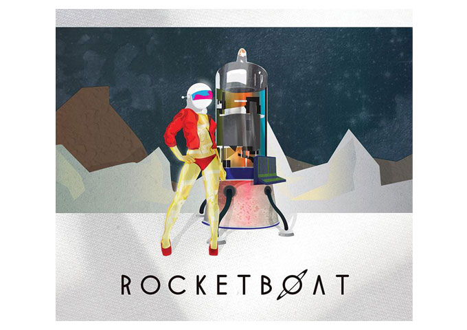 """""""Rocketboat"""" Is Hands Down One Of The 5 Best Indie Albums Of The Year So Far."""