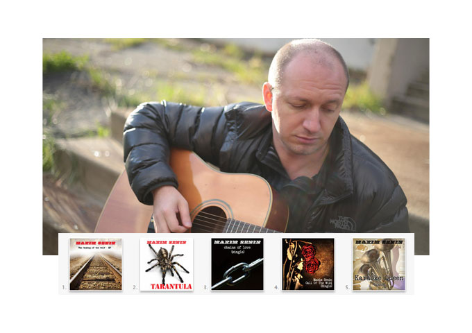 MAXIM SENIN From Latvia With Love, Heartbreak And Other Stories…