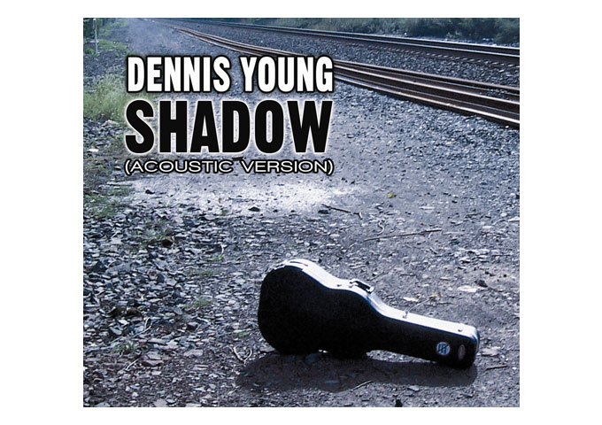"""DENNIS YOUNG OF LEGENDARY BAND LIQUID LIQUID REISSUES A  SPECIAL ACOUSTIC VERSION OF HIS ACCLAIMED SOLO ALBUM """"SHADOW"""""""