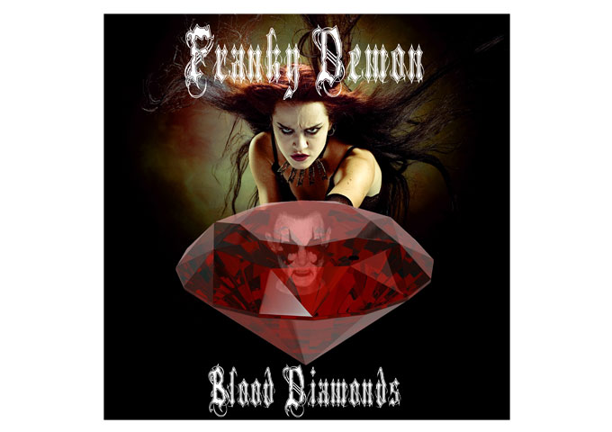 FRANKY DEMON: Electronic Driven, Heavy Metal and Goth Artist!