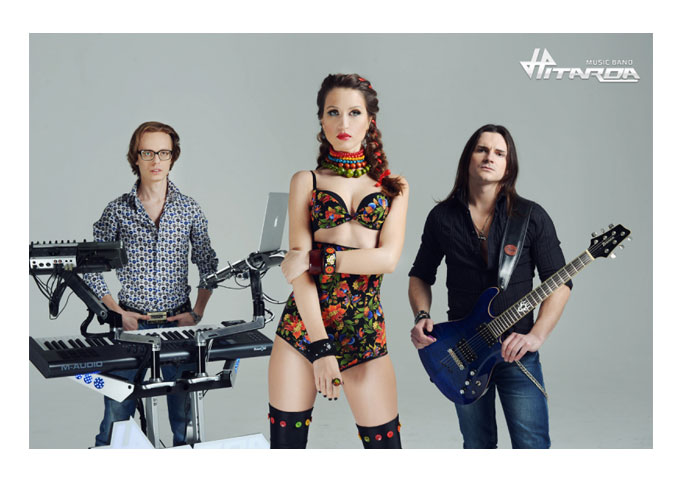 The Hitarda Project Sparkles and Shimmers with Dance-Floor Ready Energy