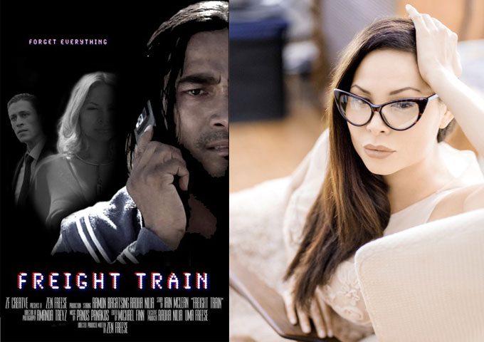 Radhaa Nilia Productions screens 'Freight Train' at OneFilAm Film Festival as part of a Fundraiser for Philippine Typhoon Victims
