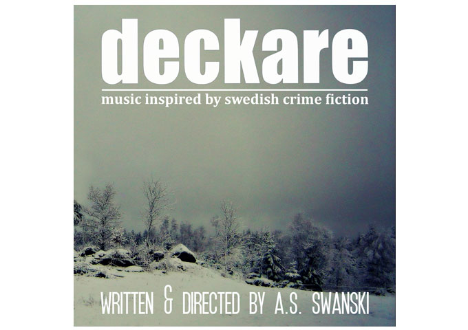 NORDIC NOIR BECOMES MUSIC – NEW ALBUM BY A.S. SWANSKI