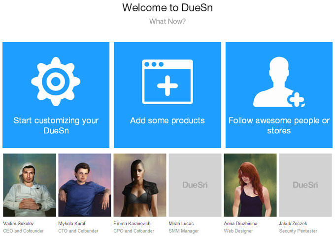 DueSn: The Online Marketplace For Musical Instruments, Gear and Services.
