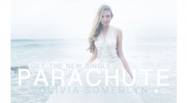 "Olivia Somerlyn: ""Parachute""is Driven Solely by Voice, a Tight Beat, and Light Piano-synth Tones"