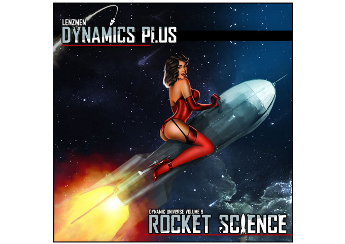 """Dynamics Plus: """"Dynamic Universe Volume 9 Rocket Science"""" – A Wildly Eclectic Approach to Rap"""