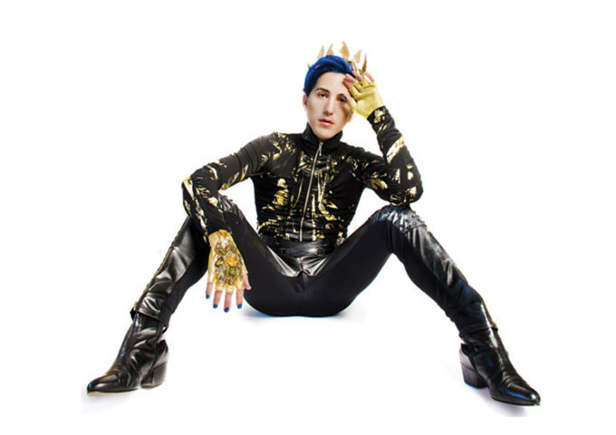 """""""THE BLUE ALBUM"""" RICKY REBEL-Discovered by Michael Jackson,Toured with Britney Spears and Signed to Madonna's Maverick label"""