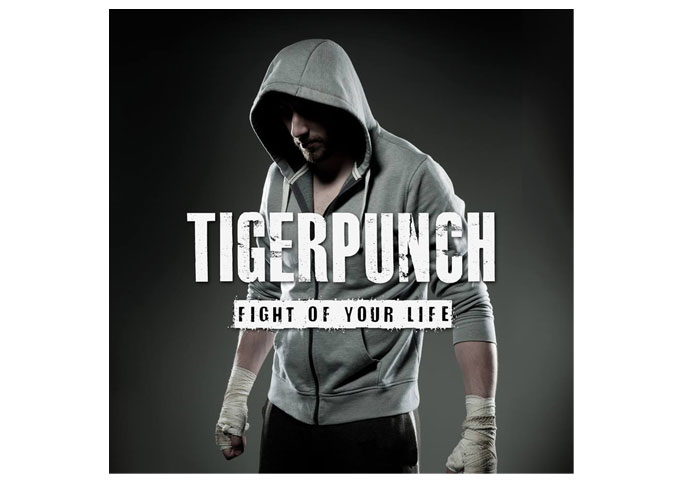 'Fight of your Life': TIGERPUNCH isn't out there to create ambiance, they are out there to rock!