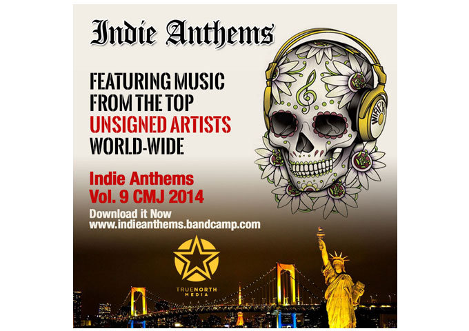 Indie Anthems Vol. 9  Mixtape – A colorful patchwork forming a much larger musical design