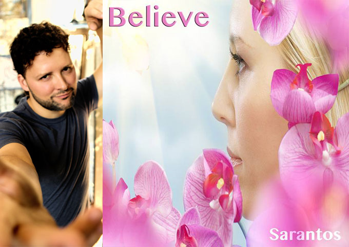 """Sarantos: """"Believe"""" -a real understanding of desire and faith"""