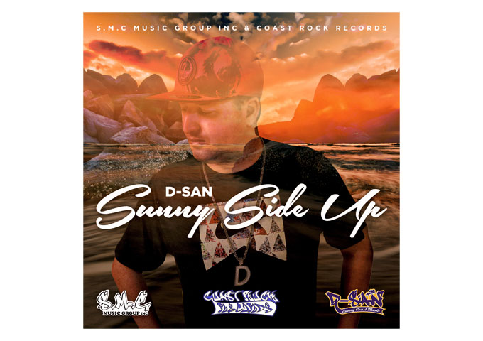 """D-SAN: """"Sunny Side Up"""" – The sunny coast vibe, wonderfully catchy and brilliantly composed"""