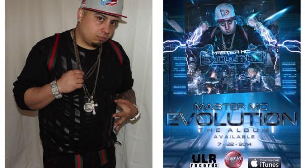 Singer, composer and Latin Hip-hop star – Master MC
