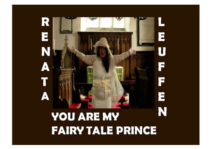 "Renata Leuffen: ""You Are My Fairy Tale Prince"" – Rethink your musicological rationalism"