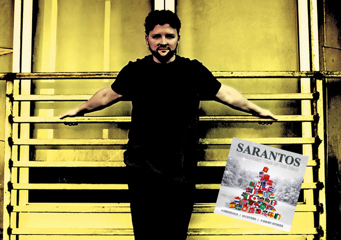 """Sarantos: """"The Happiest Time Of The Year"""" – For a warm and jubilant period of peace and goodwill"""