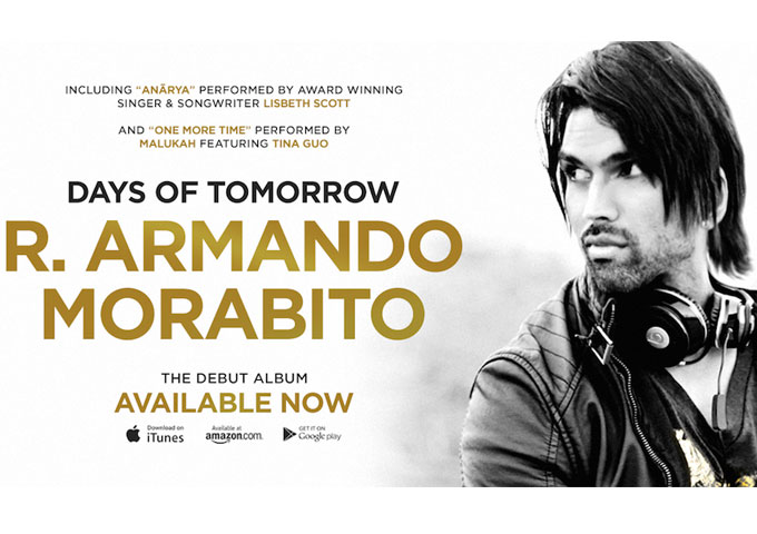"R. Armando Morabito: ""Days of Tomorrow"" – where music meets the spirit and the soul!"