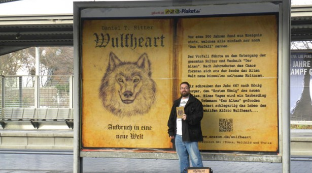 """Daniel T. Ritter: """"Wulfheart"""" – At times tranquil and spiritual, at others excited and uplifting"""