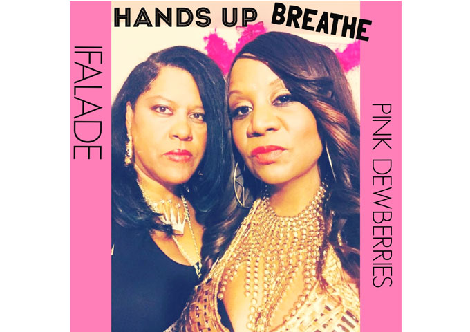 """Ocean Bleu and Pink Dewberries: """"Hands Up Breathe"""" – truly shake things up"""
