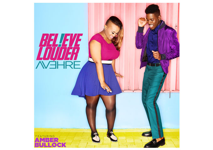 R&B Crooner Avehre Gears Up With Gospel Recording Artist Amber  Bullock for Inspirational Hit Single