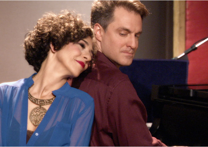 Vocalist Lua Hadar and Pianist Jason Martineau – Celebrates 10 Years On Fire Jubilee Concert