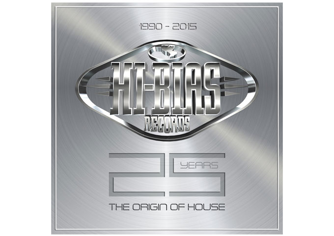 """""""Hi-Bias 25 Years – The Origin of House"""" – from Canada's most successful dance indie label"""