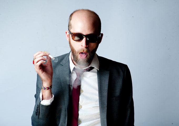 """Jonas Martin: """"Chokecherry Jam"""" – a work of pure genius!"""