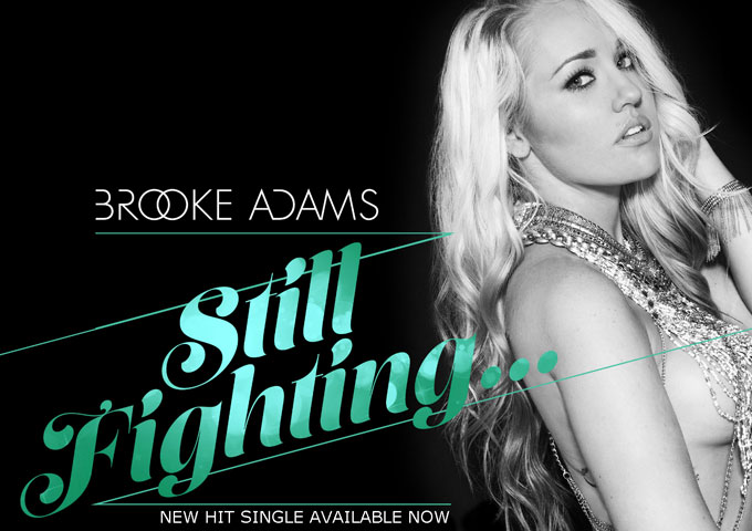 """Brooke Adams: """"Still Fighting"""" – the incredible gift of expressing and weaving emotion into music"""