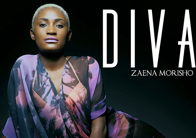 """Zaena Morisho: """"DIVA"""" reveals a new side of this multi-talented songstress"""