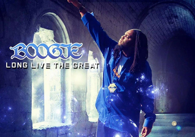 "'BOOGIE LONG LIVE THE GREAT"" – the beats are seriously banging and the hooks are on point"