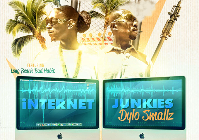 "Dylo Smallz: ""Internet Junkies"" ft Long Beach ""Badhabit DPG"" – flows easily with the beat!"