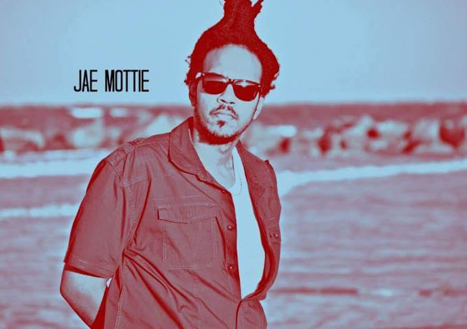 "Jae Mottie: ""GreenLights​:​GreySkies"" – strong beats and an almost magical flow!"