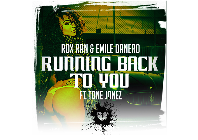 Singer, songwriter and producer Tone Jonez joins Rox Ran & Emile Danero on new track!