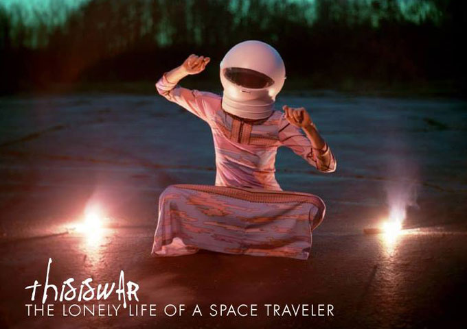 """thisiswar: """"The Lonely Life of a Space Traveler"""" – lo-fi indie folk-rock with a psychedelic twist"""