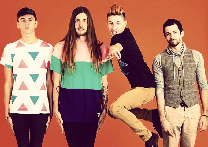 The Color Wild is an Indie Pop band formed in California