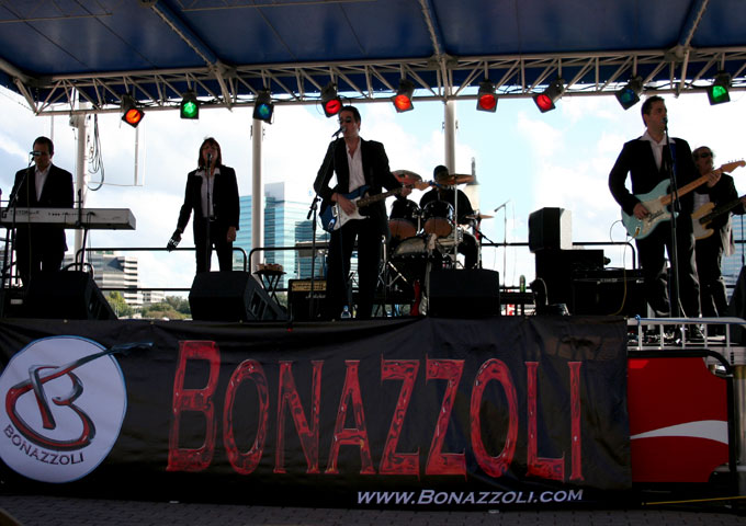 """The Bonazzoli Band: """"American Ghost Stories"""" – an ingenious musical tribute to old time radio shows"""