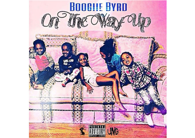 "Boogiie Byrd to Release New Mixtape ""On The Way Up"""