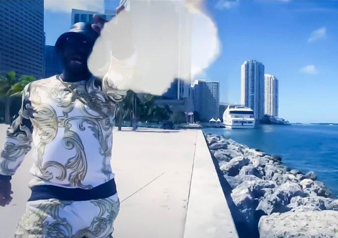 """Saint Denson: """"Bahd Mahn"""" Ft. Widda Wop & Carhyme – Fusing Caribbean tones with a dark urban-edged Hip Hop"""