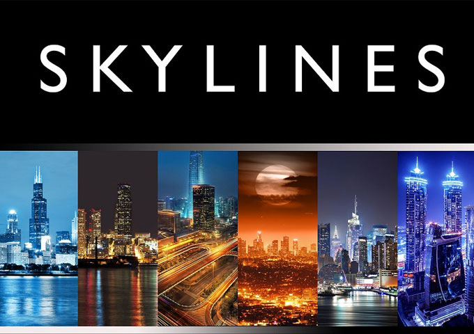 "Keith Richie: ""Skylines"" weaves instrumental textures into a tapestry of places iconic, obscure, and intriguing"