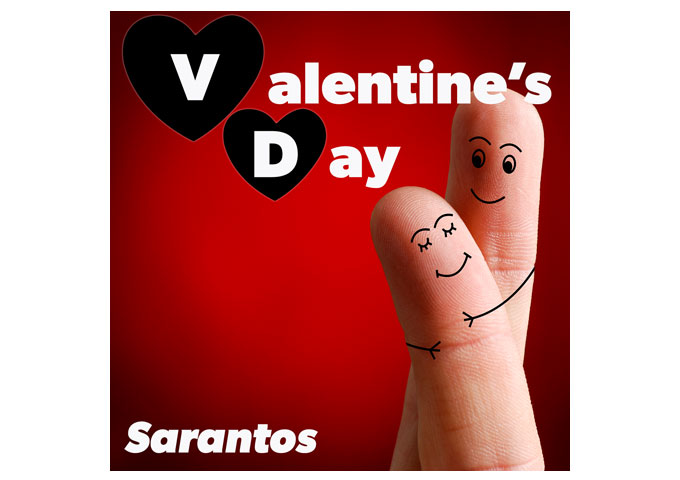 Sarantos: Valentine's Day – Love is all around us!