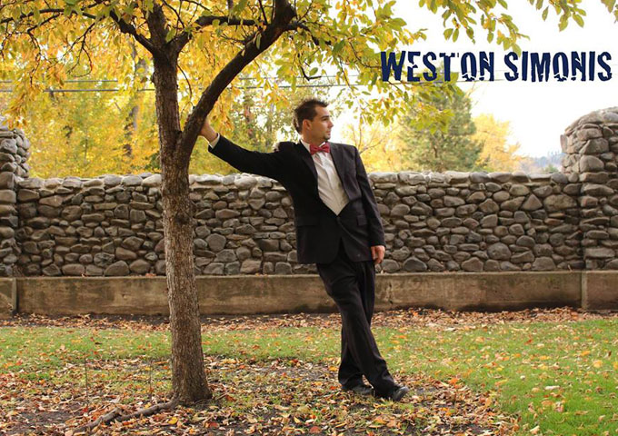 """Weston Simonis: """"Moments of Intoxication"""" – this is music you can feel in your bones!"""