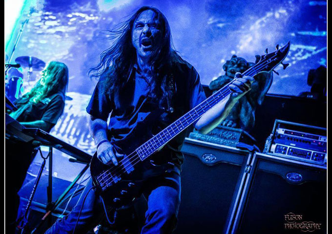 Mike LePond's Silent Assassins – pummeling power chords, lilting arpeggios, and soaring solos