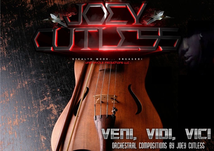 """Veni Vedi Vici – Orchestral Compositions By Joey Cutless"" – waiting for a movie to happen!"