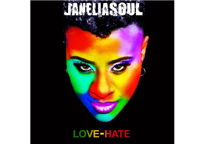 'Love-Hate' is the brand new single from JaneliaSoul