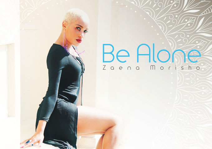 """Zaena Morisho: """"Be Alone"""" – intimate and confiding, a paint-box with a myriad of shades"""