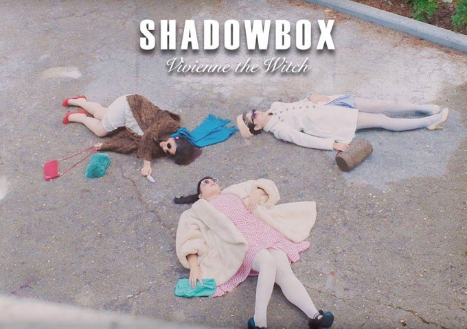 """Vivienne the Witch: """"Shadowbox"""" – a combination of up-in-flames guitar riffs and subtle sweet hooks"""