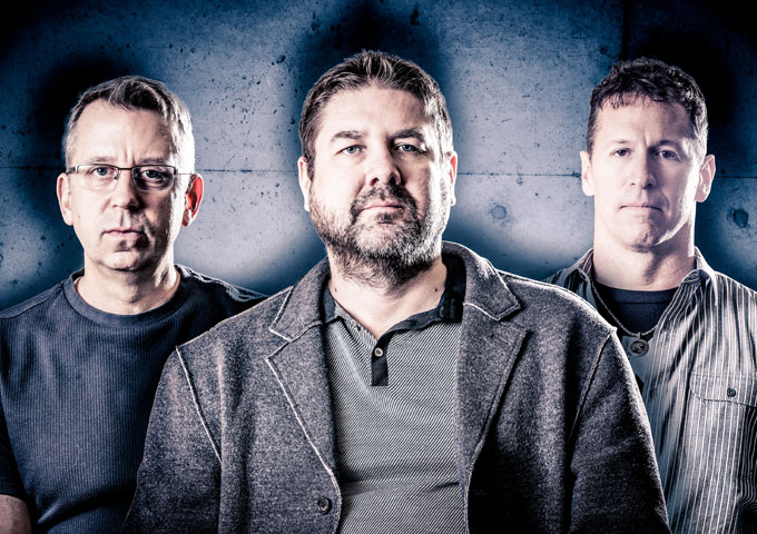 """The Blue Danes: """"Invisible and Untouchable"""" – a genre-defying band!"""