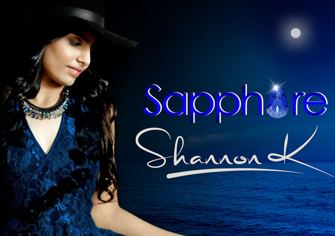 """Shannon K: """"Sapphire"""" sets her apart from the many boring entries in Pop related musical subgenres"""