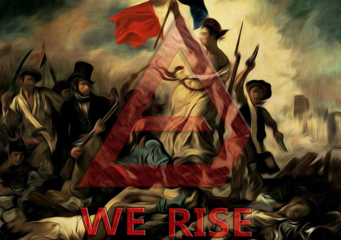 "AES: ""We Rise""- a sophisticated electronic affair blended with Progressive, Chillstep and Trance"