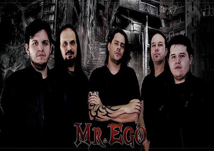 "Mr. Ego: ""Se7en"" – pushing the borderlines of metal"